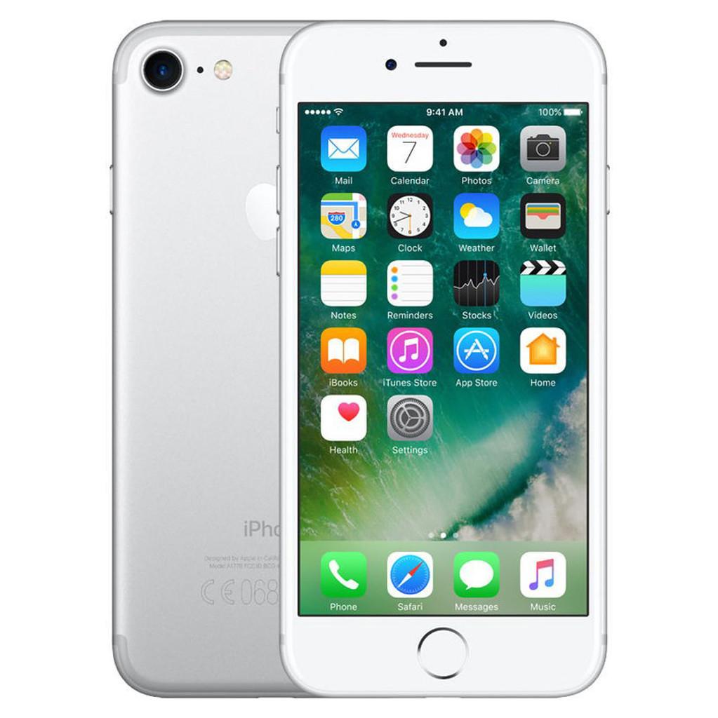 Apple iPhone 7 128GB Zilver-128 GB opslagcapaciteit  4,7 inch Retina HD scherm  iOS 13