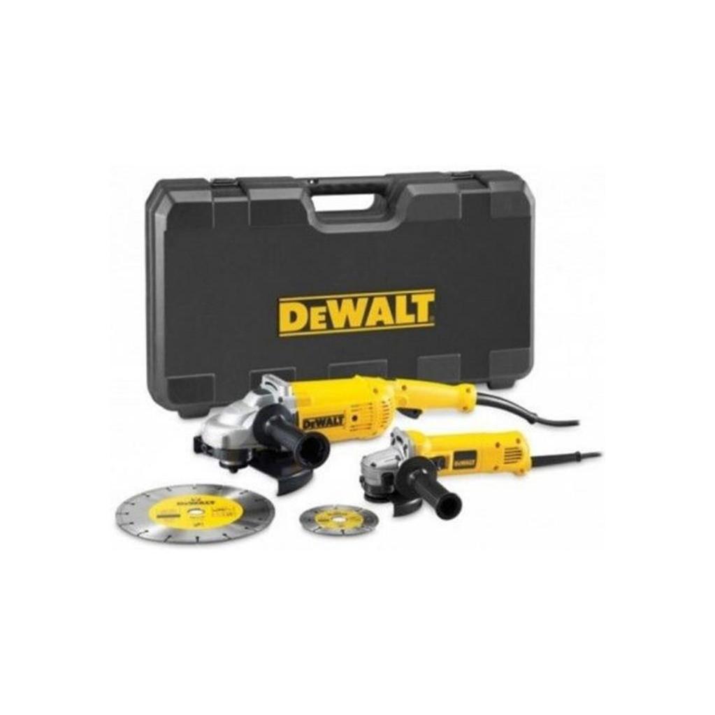 DeWalt DWE492SDT-QS Combiset in Engwerd / Ingwert