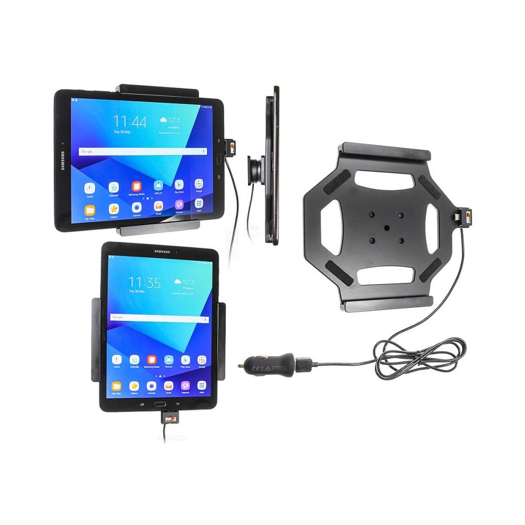 Brodit Houder Samsung Galaxy Tab S3 met Oplader in Moen