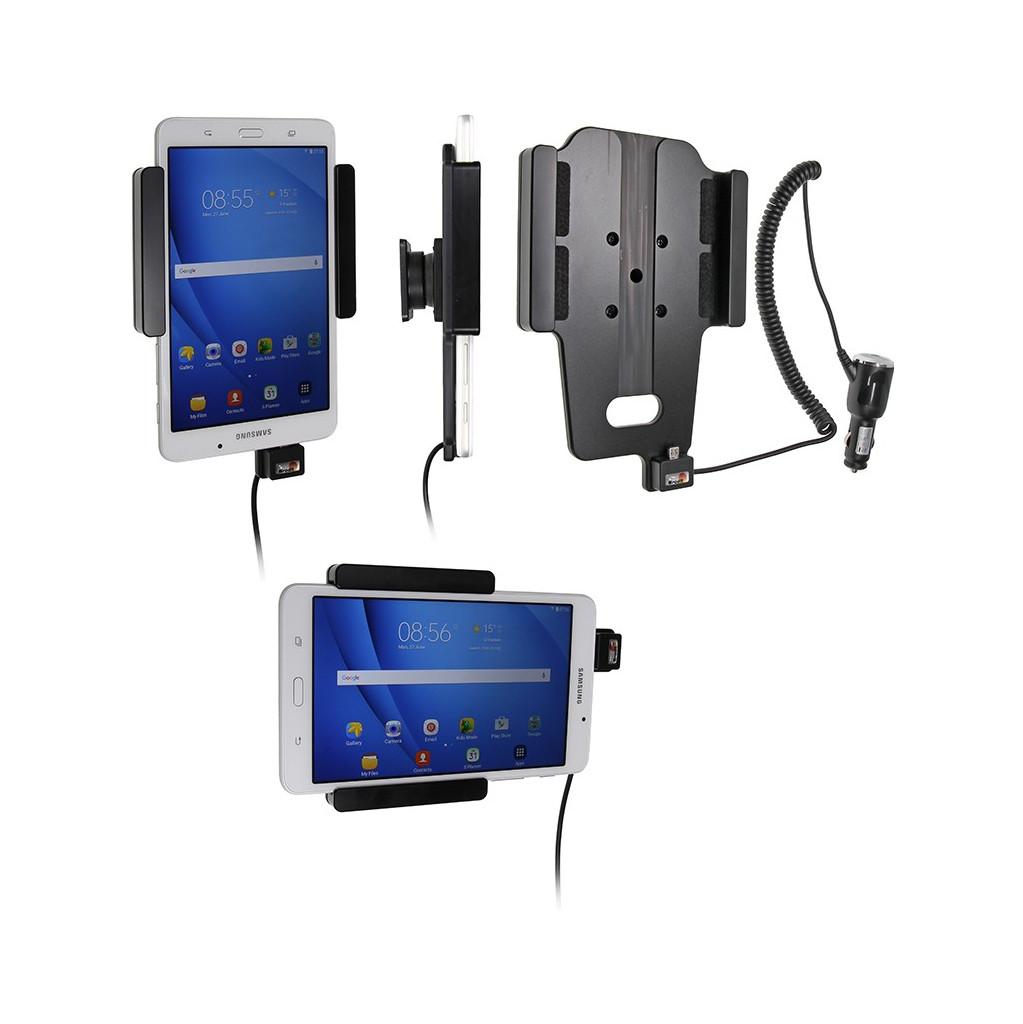 Brodit Houder Samsung Galaxy Tab A 7.0 Inch met Oplader in Spijkerboor
