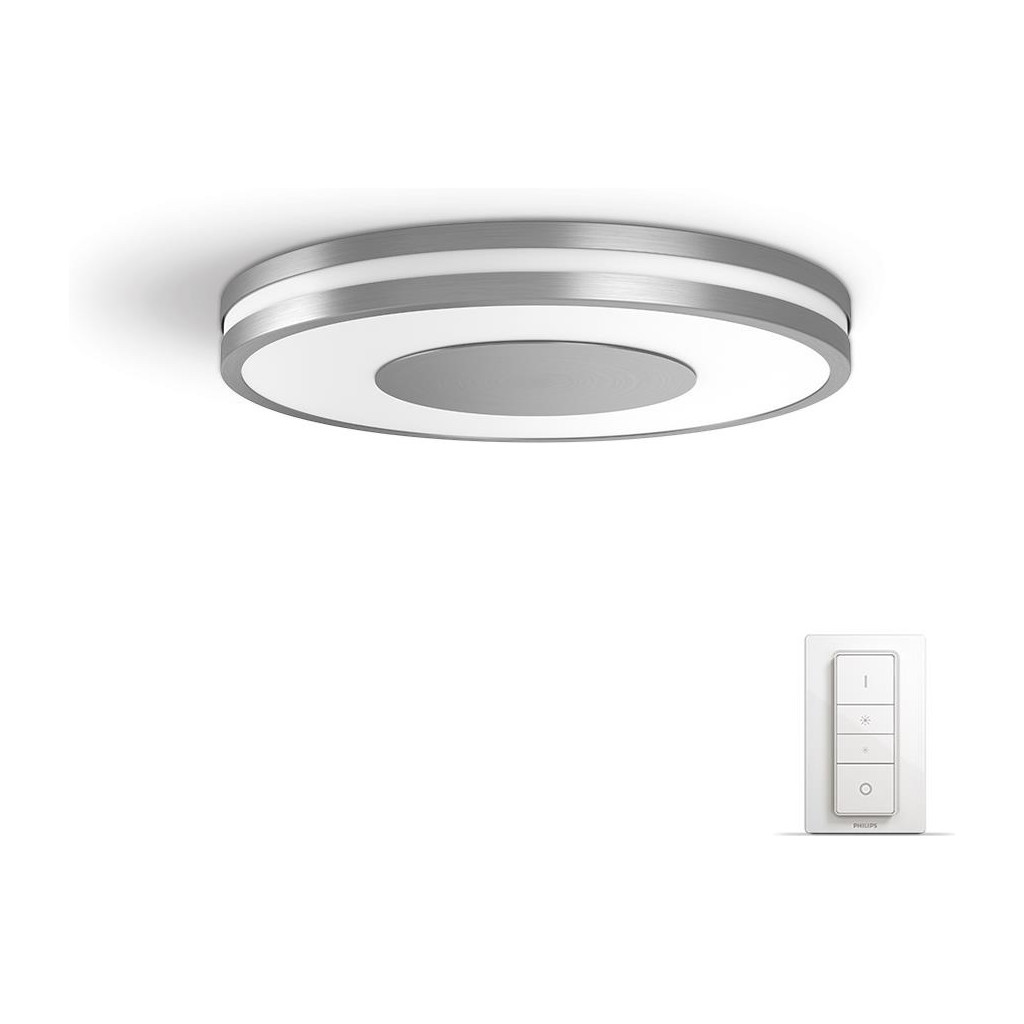 Philips Hue Being Plafondlamp Aluminium in Molenhuizen