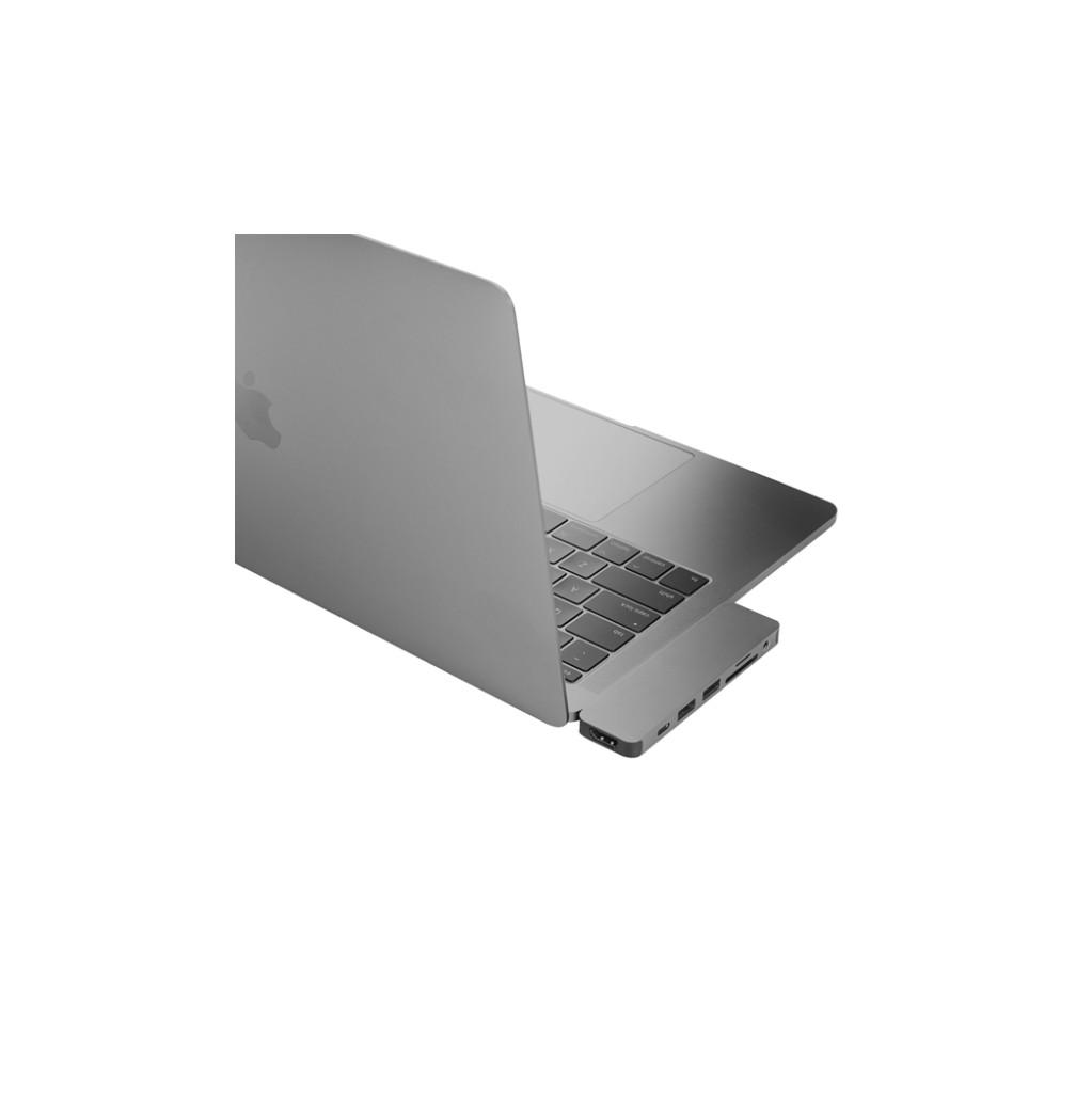 Hyper Solo USB-C Hub Grijs in Marilles