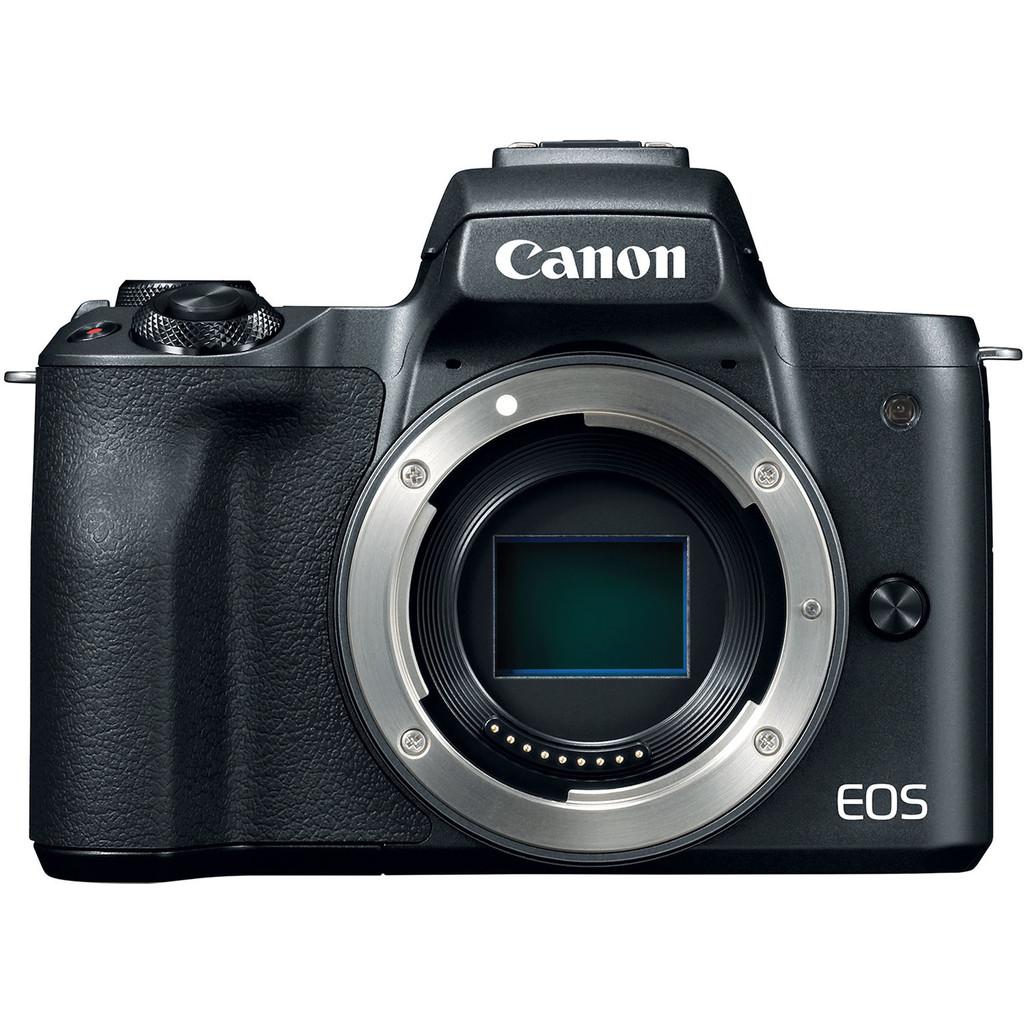 Canon EOS M50 Body Zwart kopen