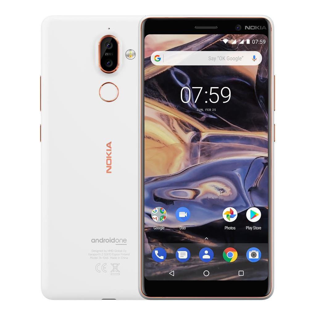 NOKIA 7+ 64GB 2018 Wit