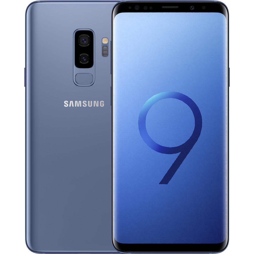Samsung Galaxy S9 Plus 64GB Blauw-64 GB opslagcapaciteit   6,2 inch Quad HD scherm   Android 8.0 Oreo