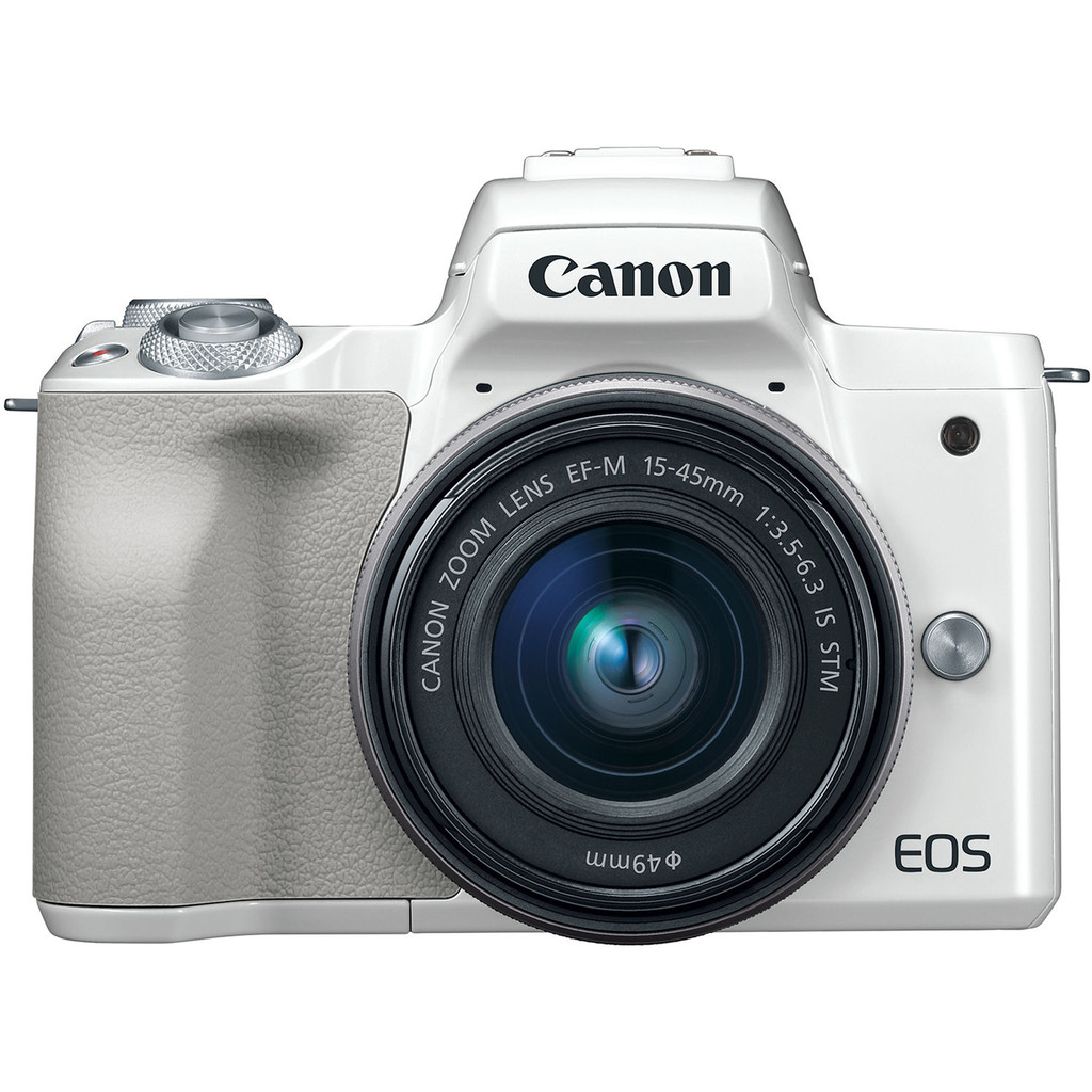Canon EOS M50 Body Wit + 15-45mm IS STM kopen