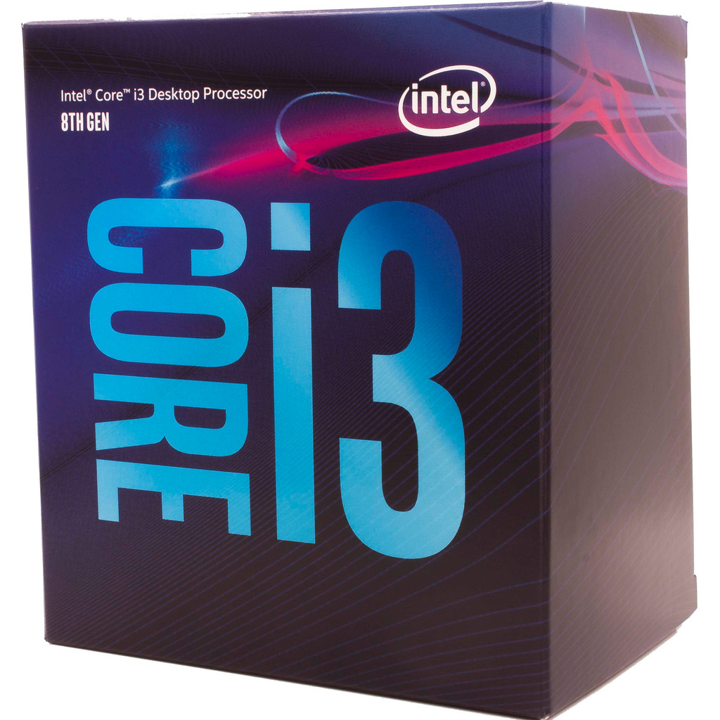 Intel Core i3 8100 Coffee Lake