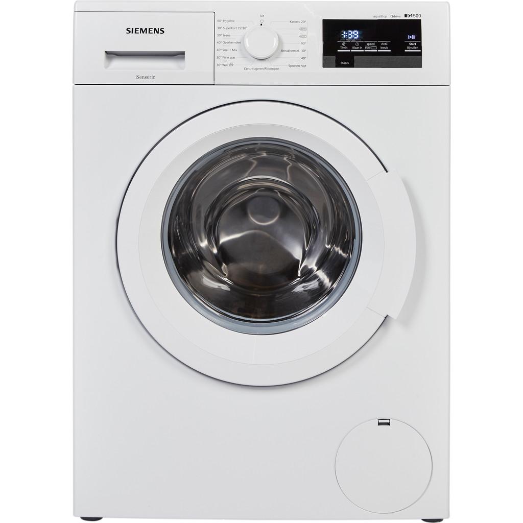 Siemens WMN16T3471 iQ500 iSensoric