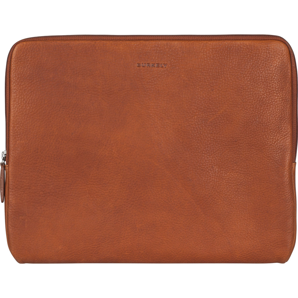 Burkely Antique Avery Laptopsleeve Cognac kopen