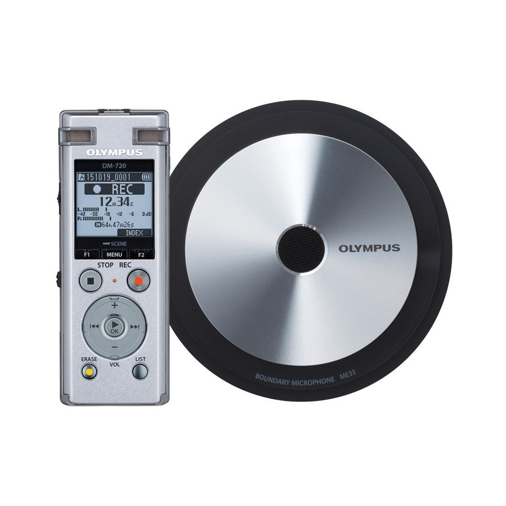 Olympus DM-720 Meet and Record Kit Small Edition in Zuideinde