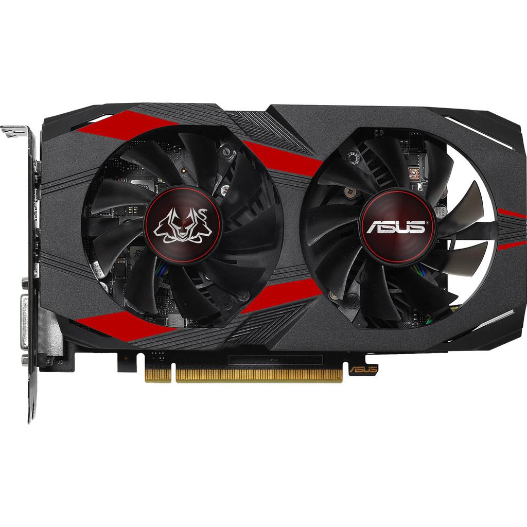 Afbeelding van Asus GeForce GTX1050TI Cerberus A4G videokaart