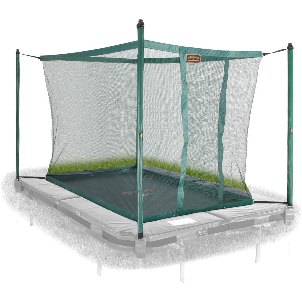 Avyna Proline Veiligheidsnet 215 x 155 cm Groen in Lemele