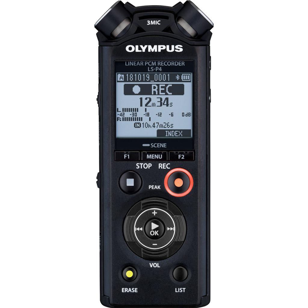 Olympus LS-P4 in Vragender