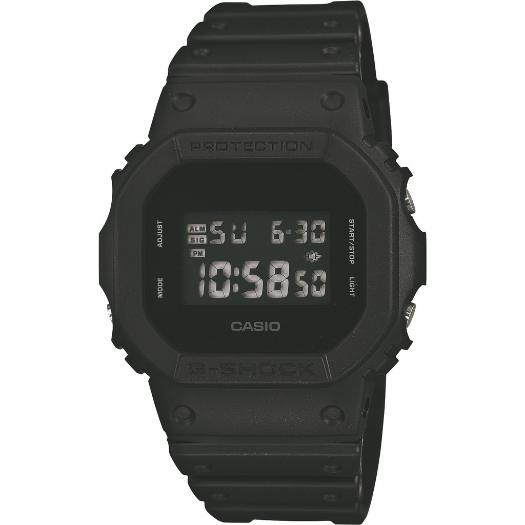 Casio G-Shock DW-5600BB-1ER in Terdiek