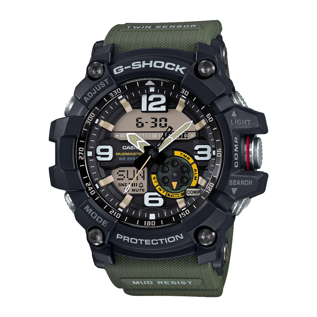 Casio G-Shock GG-1000-1A3ER in Klein Hitland