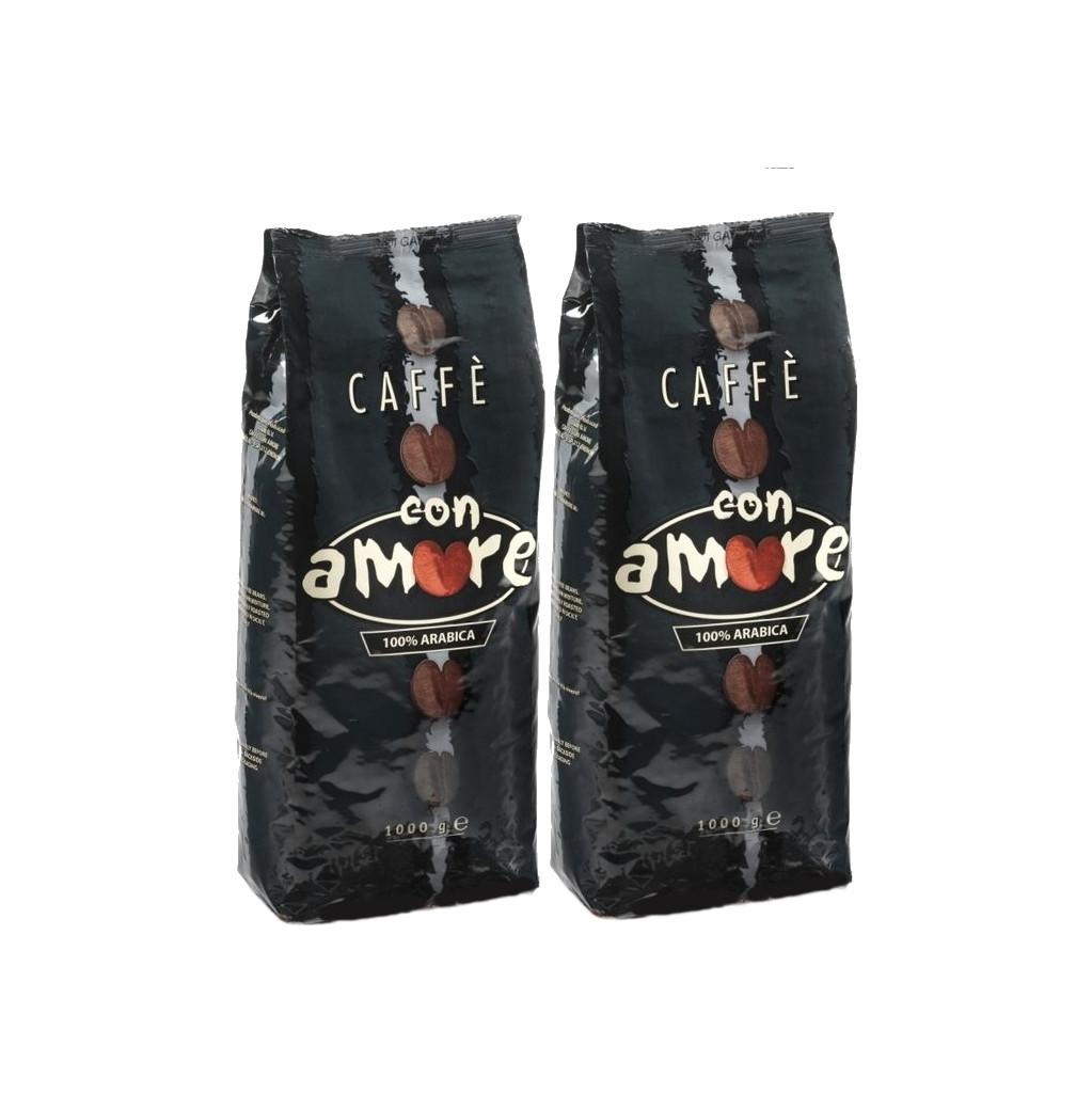 Caffe Con Amore koffiebonen 2 kg in Guirsch