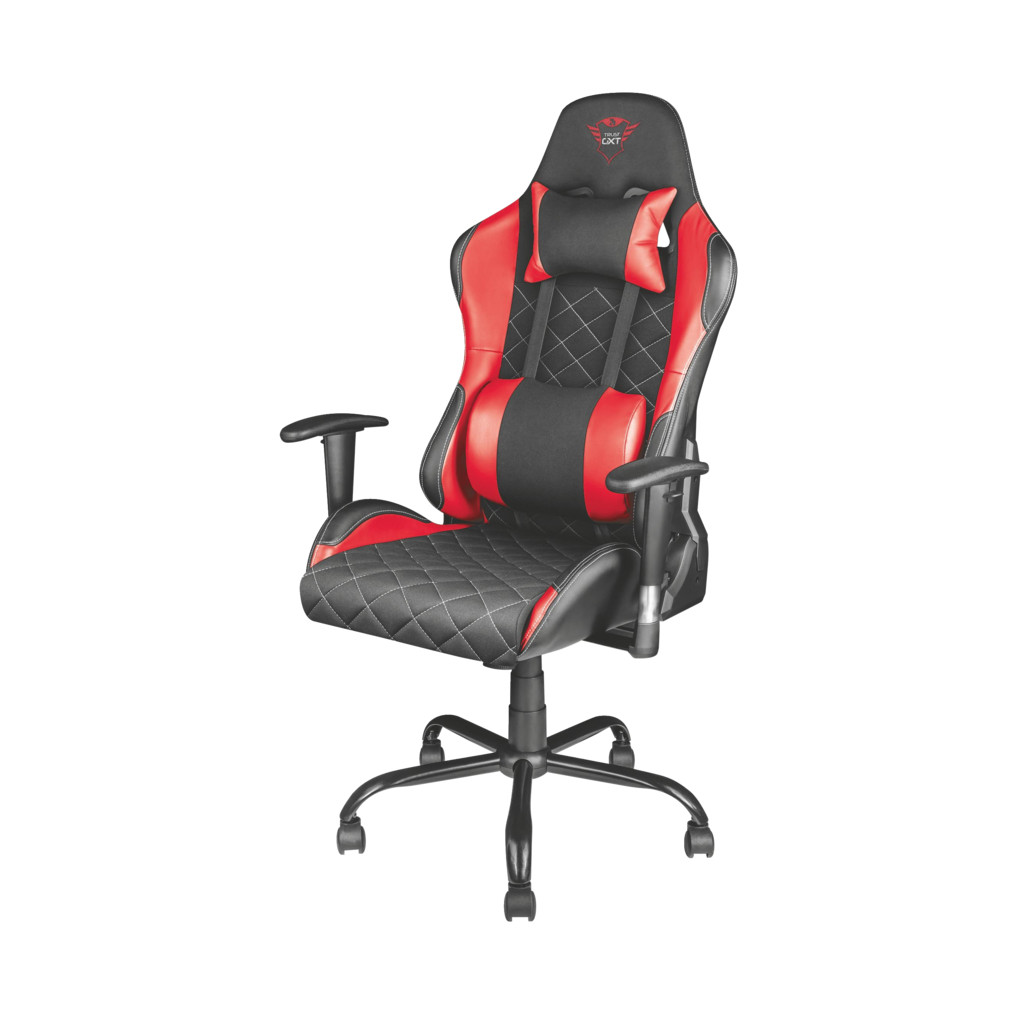 Trust GXT 707R RESTO Gaming Stoel Rood in Meeuwen
