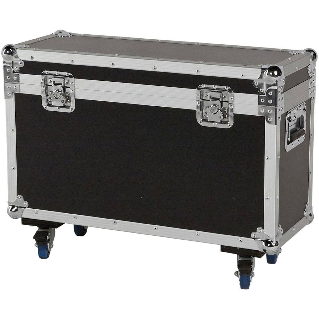 DAP D7495B Flightcase voor 2x Showtec Phantom 25/50/65 in Zaamslagveer