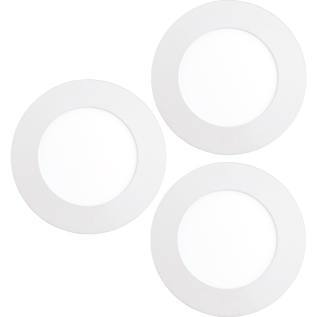 Eglo Connect White and Color Fueva-C Spot 3 stuks Wit