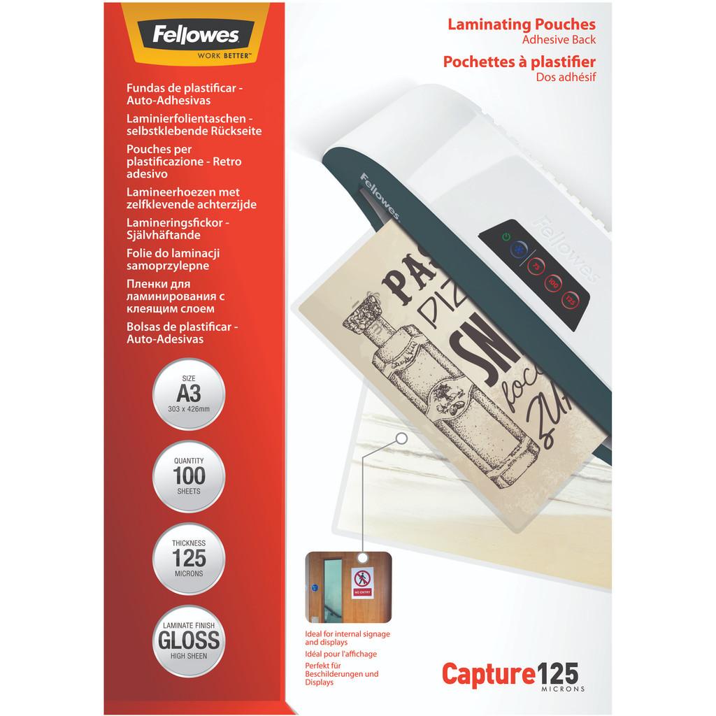 Fellowes Lamineerhoezen ImageLast 125 mic A3 (100 Stuks) in Aublain