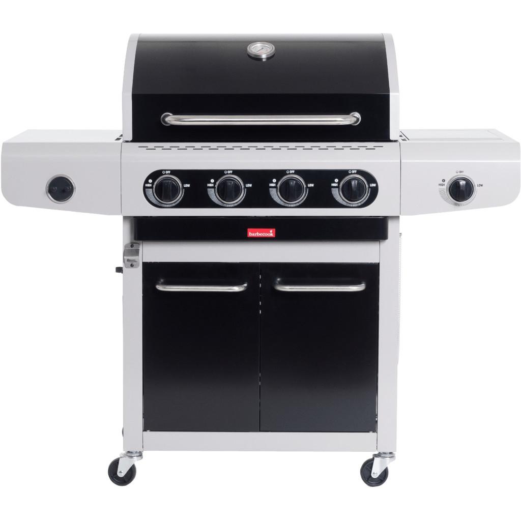 Image of Barbecook Siesta 412 Zwart