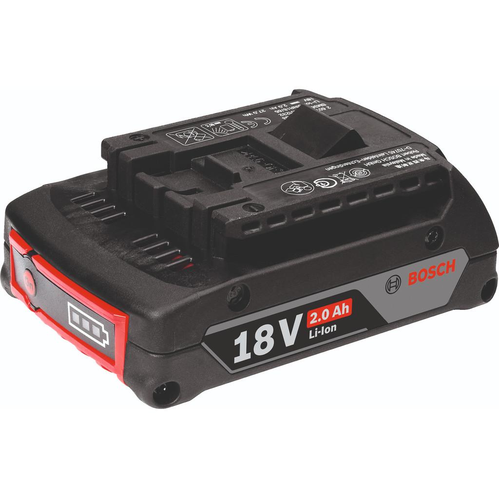Bosch Accu GBA 18V 2,0 Ah Li-Ion in Glons