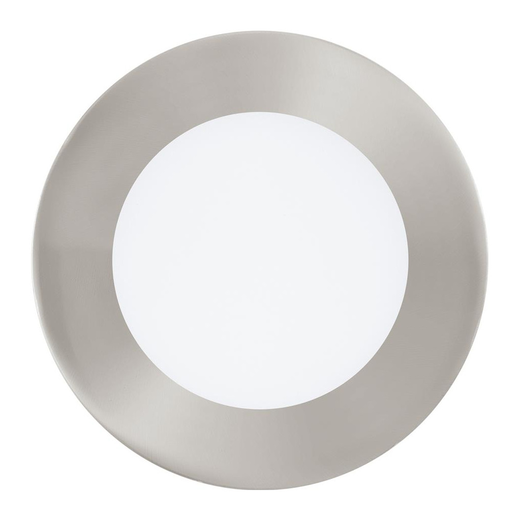Image of Eglo Connect White and Color Fueva-C Spot Zilver