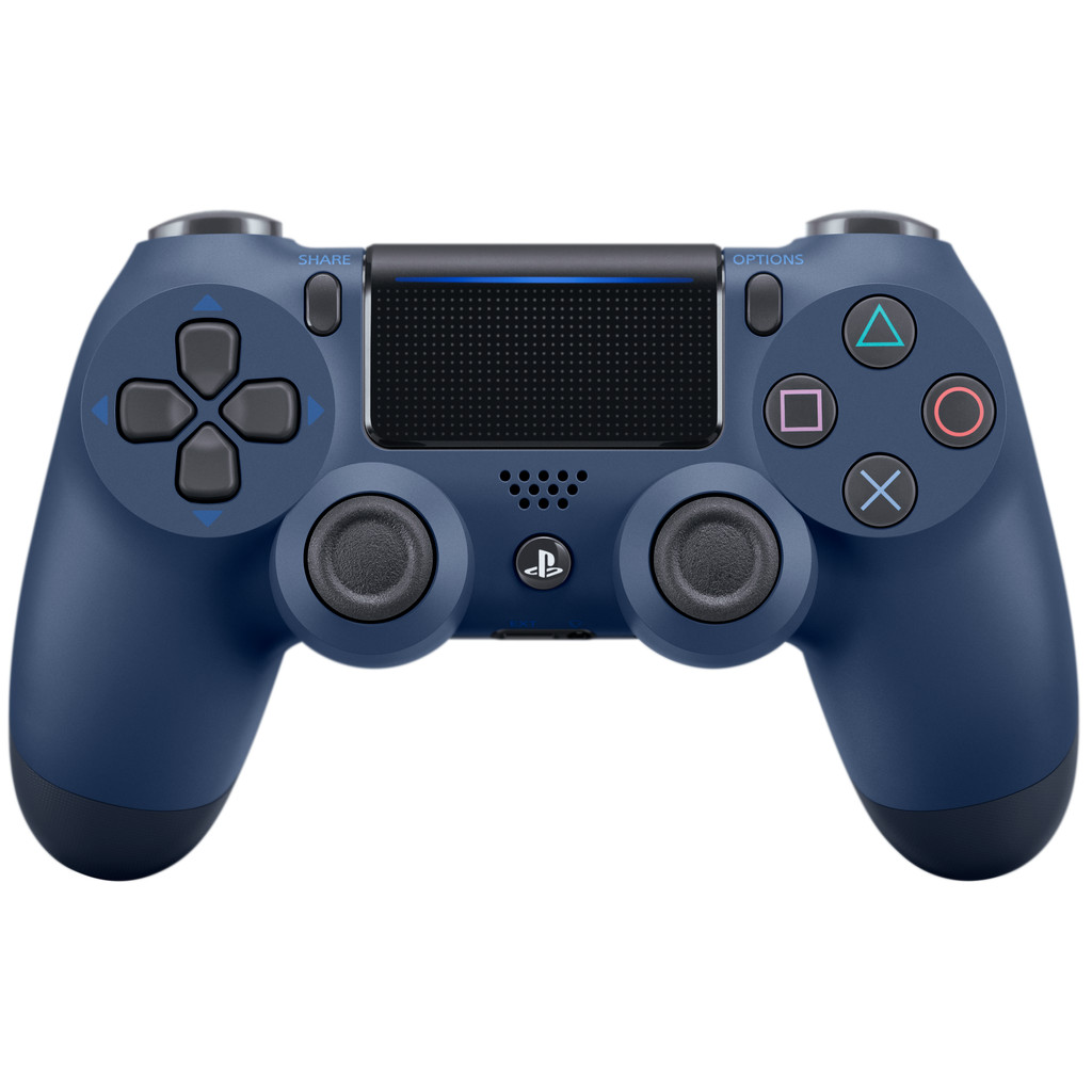DualShock 4 controller v2 Midnight Blue