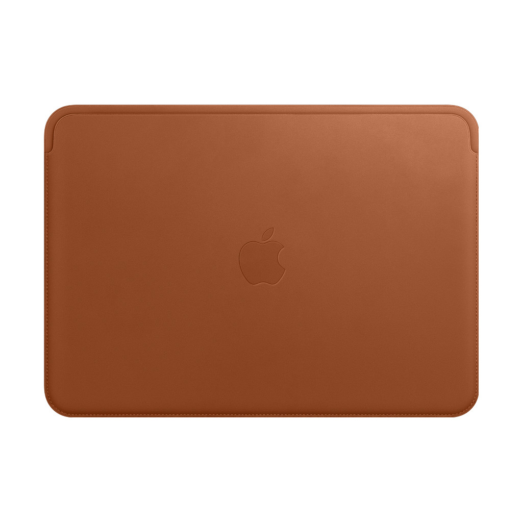"Apple MacBook 12"" sleeve Saddle Brown kopen"