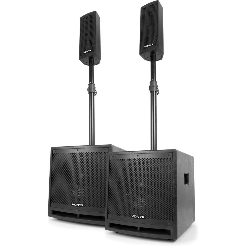 Vonyx VX1000BT (per paar) kopen