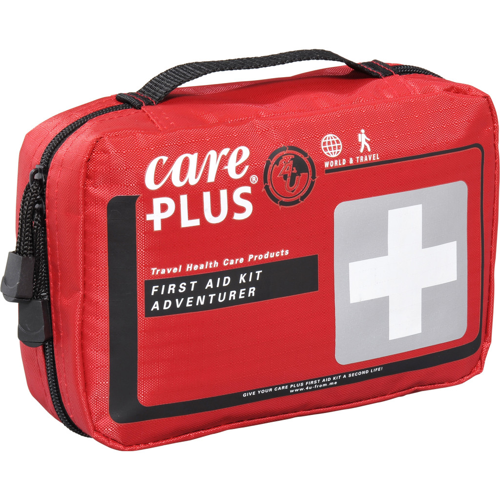 Care Plus First Aid Kit Adventurer in Haaltert