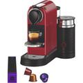 Krups Nespresso Citiz & Milk XN7615 Cherry Red