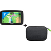TomTom Via 53 Europa + Case