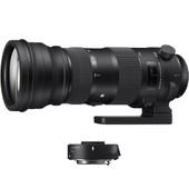 Sigma 150-600mm f/5-6.3 DG OS HSM S Canon EF + TC-1401 1.4x