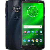 Motorola Moto G6 Plus Blauw