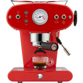 Francis Francis Illy X1 Ground Red