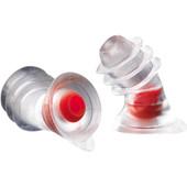 Noizezz Universal Earplugs Red Extreme