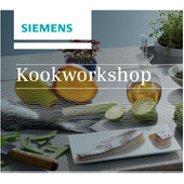 Siemens Masterclass steam cooking