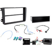 TradeTeam Car Radio Installation Kit Volkswagen Version 2