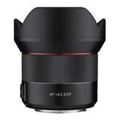 Samyang 14mm f / 2.8 AF Canon EF