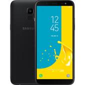 Samsung Galaxy J6 (2018) Zwart