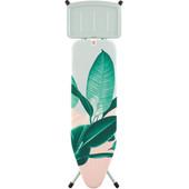 Brabantia Ironing Board B 124x38cm Tropical Leaves
