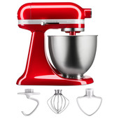 KitchenAid Artisan Mini Mixer 5KSM3311XECA Appelrood