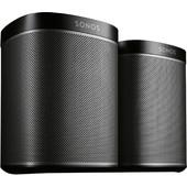 Sonos Play:1 Zwart Duo Pack