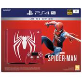 Sony PlayStation 4 Pro 1 TB Spider Man Limited Edition