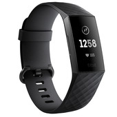 Fitbit Charge 3 Black/Graphite Aluminium