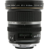 Canon EF-S 10-22mm f/3.5-4.5 USMd