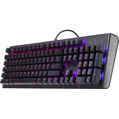Coolermaster CK550 Mechanisch Gaming Toetsenbord Gateron Blauw QWERTY