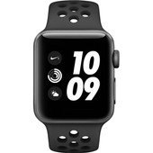 Apple Watch Series 3 Nike+ 38mm Space Gray Aluminum/Black