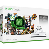 Xbox One S 1TB Game Pass Bundel